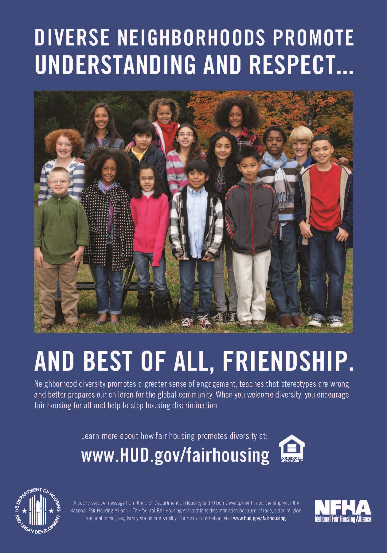 FH Poster - Friendship