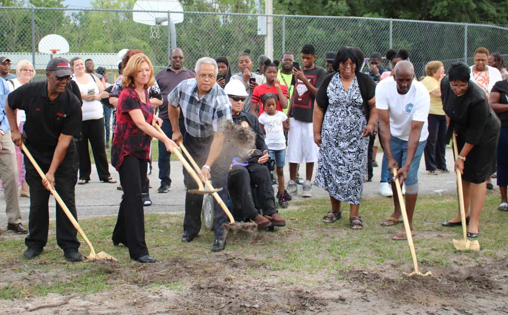 Ground Breaking Ceremony Picture 2