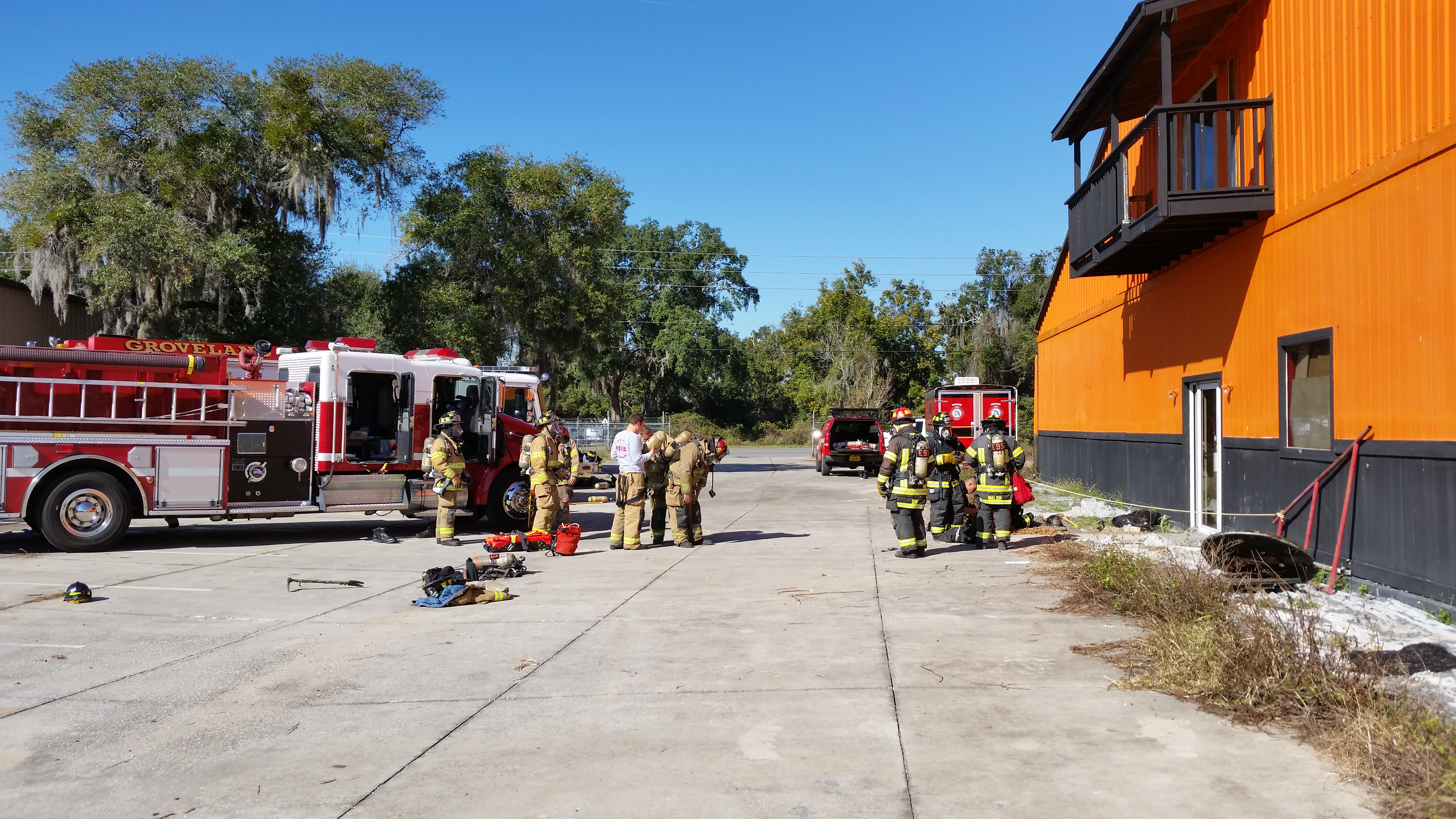Fire | Groveland, FL - Official Website